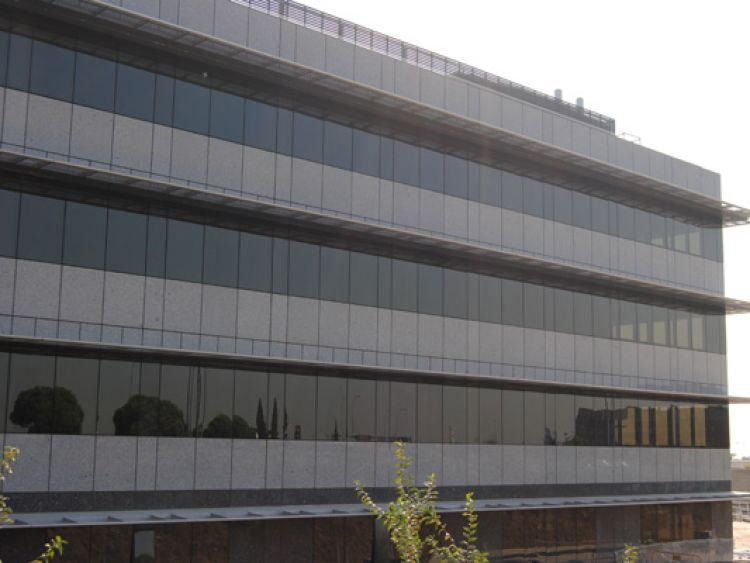 oficinas centrales mapfre majadahonda prefabricados de
